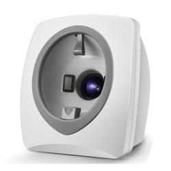 J0101 Analizador de piel facial de pantalla táctil con informe de prueba