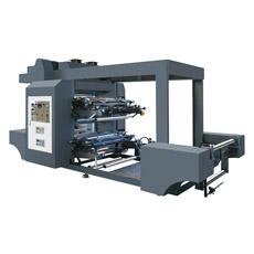 Máquina de impressão Flexographic corrente de 6 cores (YT)