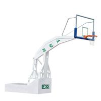 Soporte al aire libre del baloncesto del soporte del baloncesto de las universidades y de las universidades