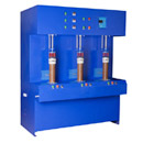 3-Station Induction Bonding Equipment