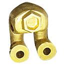 Spare Parts Wear-Resistant Copper Coupling