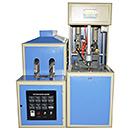 Semi Auto Pet Bottle Blow Moulding Machine