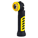 Telescopic COB LED Torch Light with Magnet Base