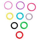 FDA Silicone Different Color Rubber O Rings