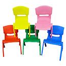 Plastic Study Chair