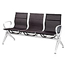 3 Seater Public Airport Waiting Visitor Chair