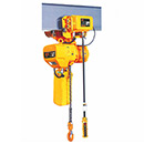 Electric Chain Hoist with Hook Block