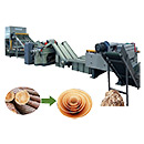 Plywood Core Veneer Production Line