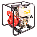 Available in 1.5, 2and 3 Inch Diesel Water Pumps