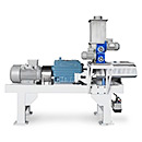 Twin Screw Extruder for Powder Coatings