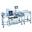 Metal Detector/ Check Weigher Combined Machine