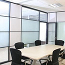 Office Glass Partition Walls/Single Glass