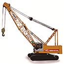 Hydraulic CQUY550 Crawler Crane