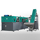 9000bph Linear Pet Blow Molding Machine