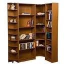 Open Bookcase (RLB003)