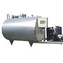 High Quality Horizontal Milk Cooler Tank