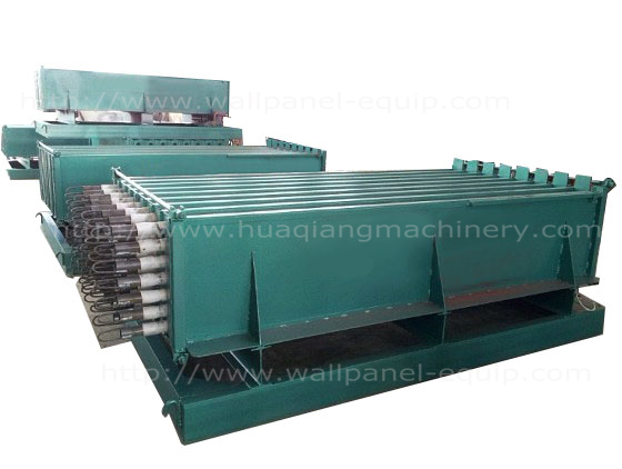 Fully Automatic Wall Panel Machine