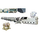 HDPE Water & Gas Supply Pipe Production Machine