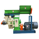 High Performance Sawdust Pellet Machine