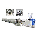 Huge Diameter Plastic Pipe Extrusion Machine