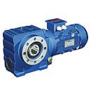 Helical-Worm Gear Motor