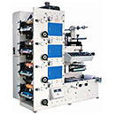 Professional Label (Logo) Flexo Printing Machine