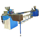 Single Color Drinking Straw Making Machine