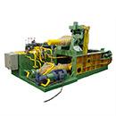 Hydraulic Metal Waste Car Shell Baler Machines
