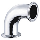 Sanitary Fitting for 90 Degree Clamp Elbow Pipe
