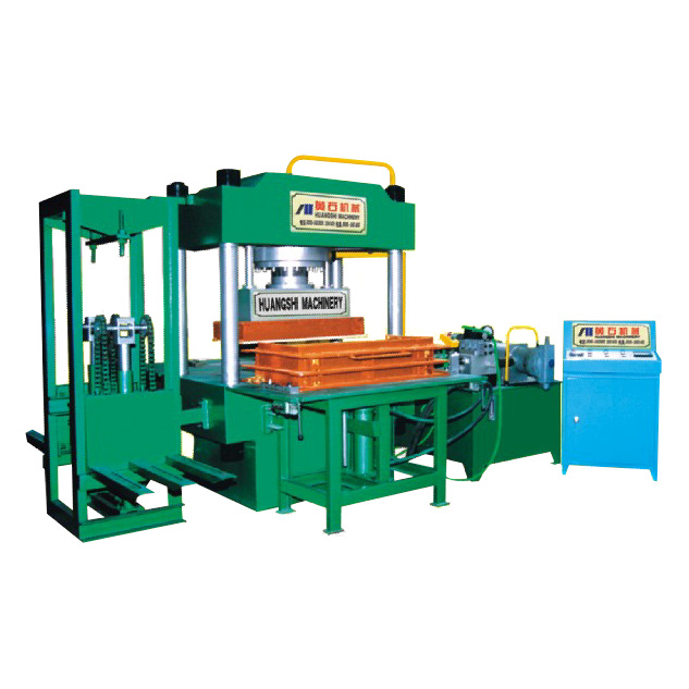 Hydraulic Block Machine