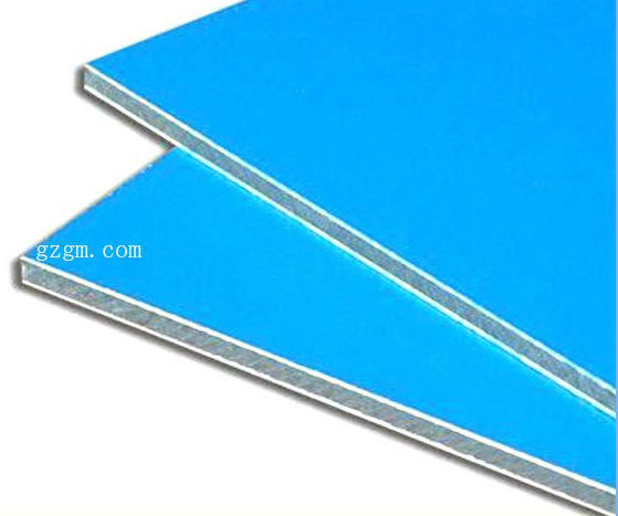 Building Facade Aluminum Composite Panel