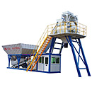 Mobile Concrete Mixer for Construction Machinery