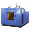 Double Station Extrusion Blowing Machine