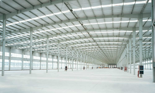 Steel Structure Workshop&Warehouse Matel Building