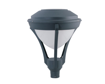 23W Induction Lighting Garden Lamp