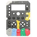 Silicone Rubber Button Keypad