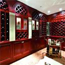 Wood Wine Cellar