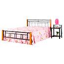 Steel Bed (B-301#)