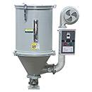 Industrial Hot Air Plastic Hopper Dryer