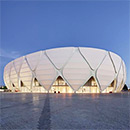 Architectural Tent Roofing Membrane