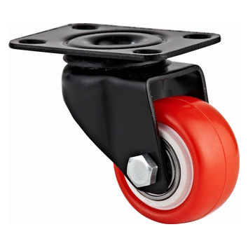 Double Ball Bearing Caster