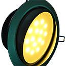 LED Downlight 7'' 18W (PR-DL15X1W-WW)