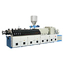 SJSZ Conical Twin-Screw Extruder