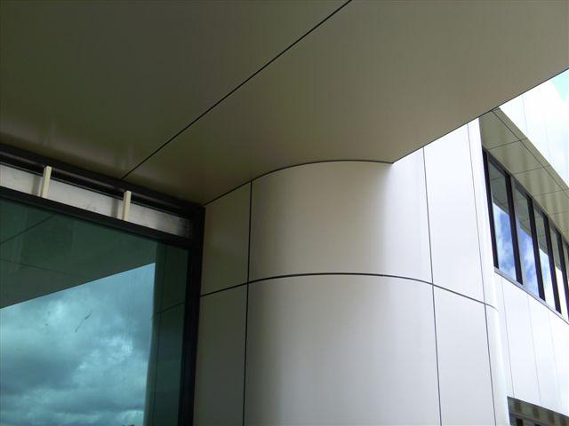 Globond FR Fireproof Composite Panels