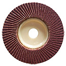 115mm Flap Disc with Floral Leaf