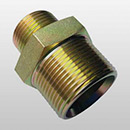 Euro BSPP BSPT Hydraulic Fittings
