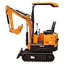 Hydraulic Small Mini Excavators