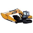 Ton Hydraulic Crawler Diesel Excavator