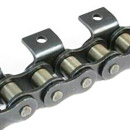 Conveyor Chain Sharfts and Attachments