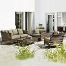 Outdoor Sofa 4 Pieces Sets